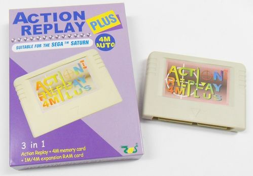 Action Replay Plus