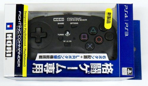 Hori Fighting Commander V Controller Joypad (Import)