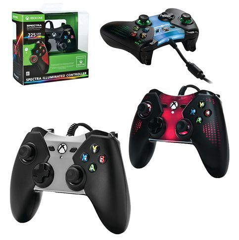 Power A Spectra Illuminated Pro Series Controller (Xbox One)