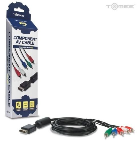 Tomee PS2 Component Kabel
