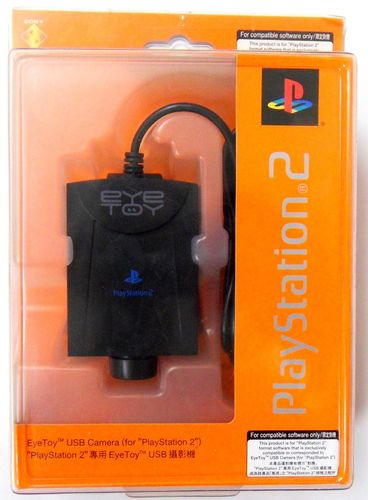 Sony Eye Toy Camera (PS2)