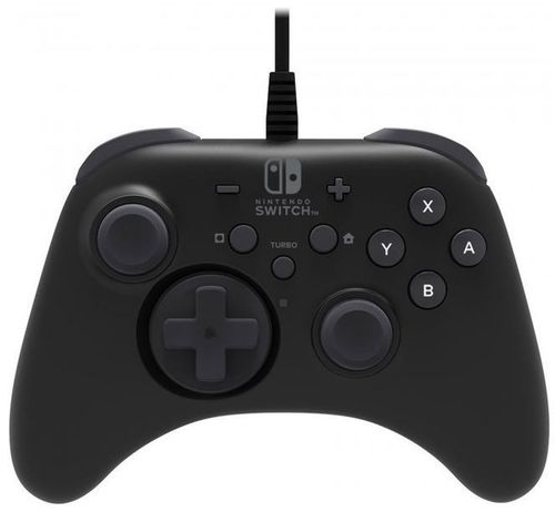 Hori Switch Controller (schwarz)
