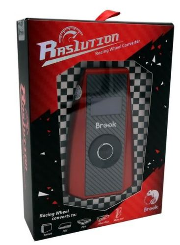 Brook Rasolution Racing Wheel Converter